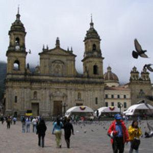 Восхитительная Колумбия.